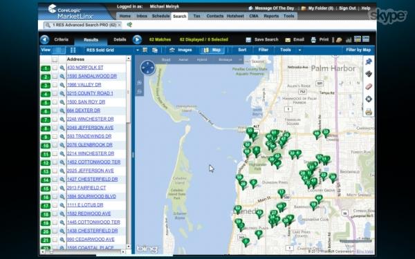skype screen share - tampa bay real estate